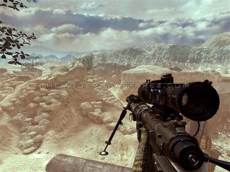 mw2 best sniper guide modern warfare 2 sniper rifles intervention