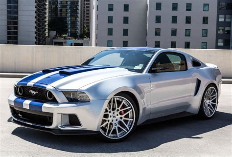 speed mustang need for speed les bagnoles du o sports