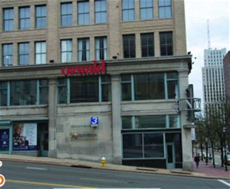 Cleveland Post Office Hours by Oswald Relocates Downtown Akron Office Into Expanded Space