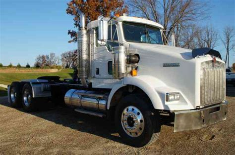 kenworth t800 heavy haul for sale kenworth t800 2007 daycab semi trucks