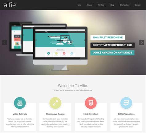 theme chrome flat design 60 best flat responsive premium wordpress themes