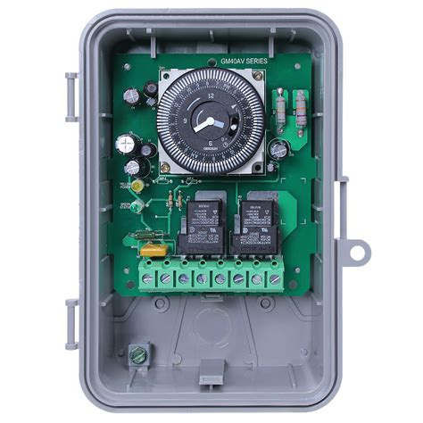 low voltage timers for outdoor lighting low voltage outdoor lighting wiring diagram timer inside