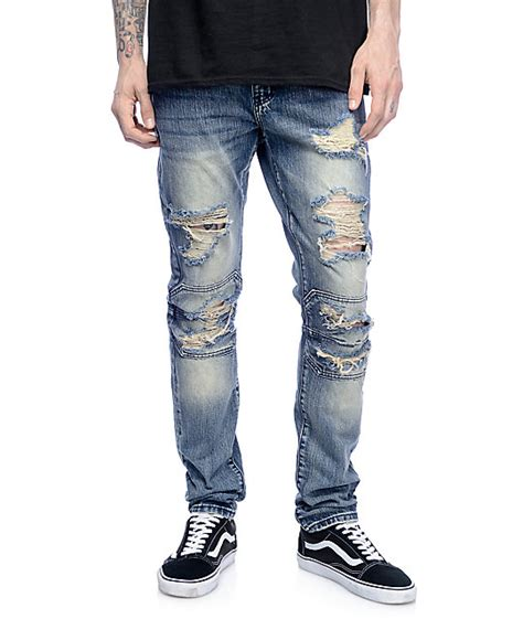 light stone washed mens jeans light colored ripped jeans legends jeans