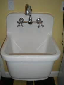 Laundry Room Sink Kohler Sudbury Vintage Style Sink Traditional