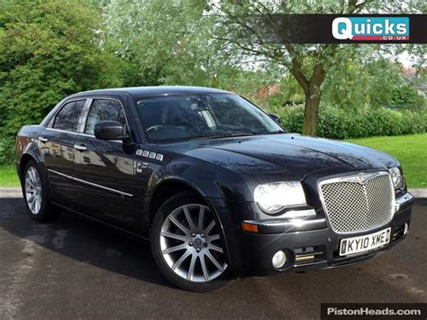 2010 Chrysler 300c 3 0 used 2010 chrysler 300c 3 0 v6 crd srt 4dr auto for sale