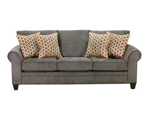 simmons zephyr vintage leather and chenille sofa simmons upholstery brown leather zephyr sleeper sofa