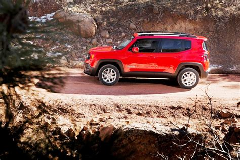 Jeep Ground Clearance 2016 Jeep Renegade Ground Clearance Cnynewcars