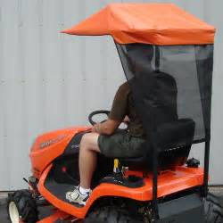 Kubota Canopy Top by Soft Top Canopy For Kubota Gr Series Lawn Tractors
