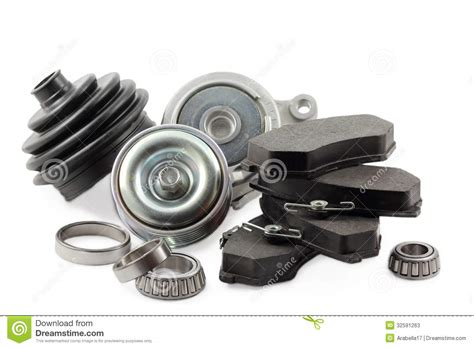 Sparepart R spare parts for car stock image image of gear
