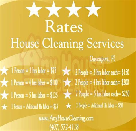 house cleaning rates pin cleaning services rates image search results on pinterest