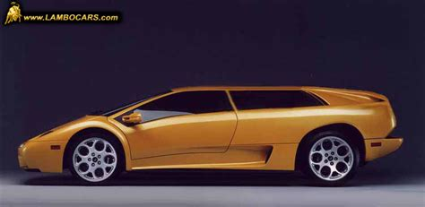 Lamborghini Wagon Lamborghini Diablo Sw