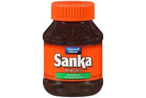 Name: 4Z SANKA INSTANT