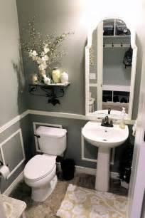 Decorating Ideas For Small Bathrooms With Pictures Decoraciones De Ba 241 Os Sencillos Y Peque 241 Os