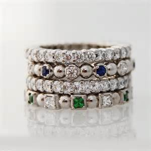 stackable rings amazing stackable rings 2014 collection trendy mods