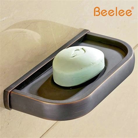 soap holders for bathrooms india beelee bl7707b bathroom soap dish wall mounted soap basket