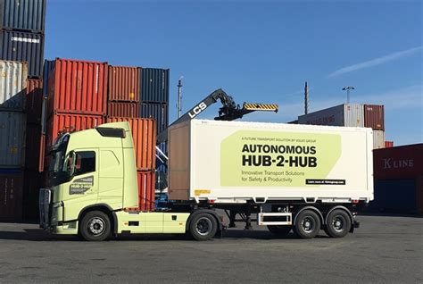 volvo group trucks technology volvo demonstrates autonomous truck technology topnews