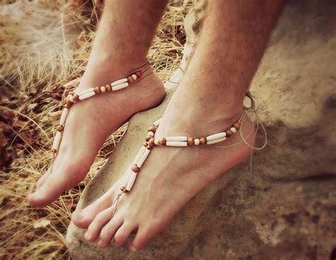 mens barefoot sandals wedding sandals hemp barefoot sandals wedding