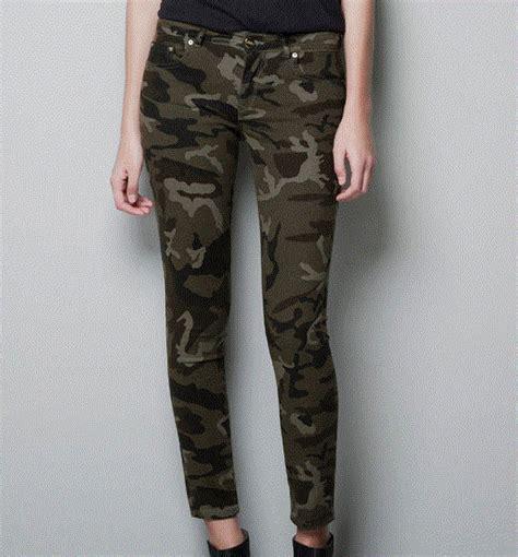camo pattern skinny jeans camouflage skinny jeans on storenvy