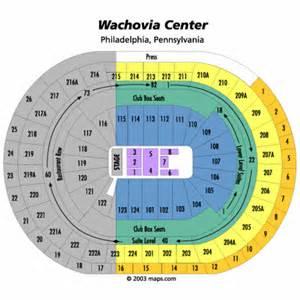 Wells fargo center concert seating chart wells fargo center concert