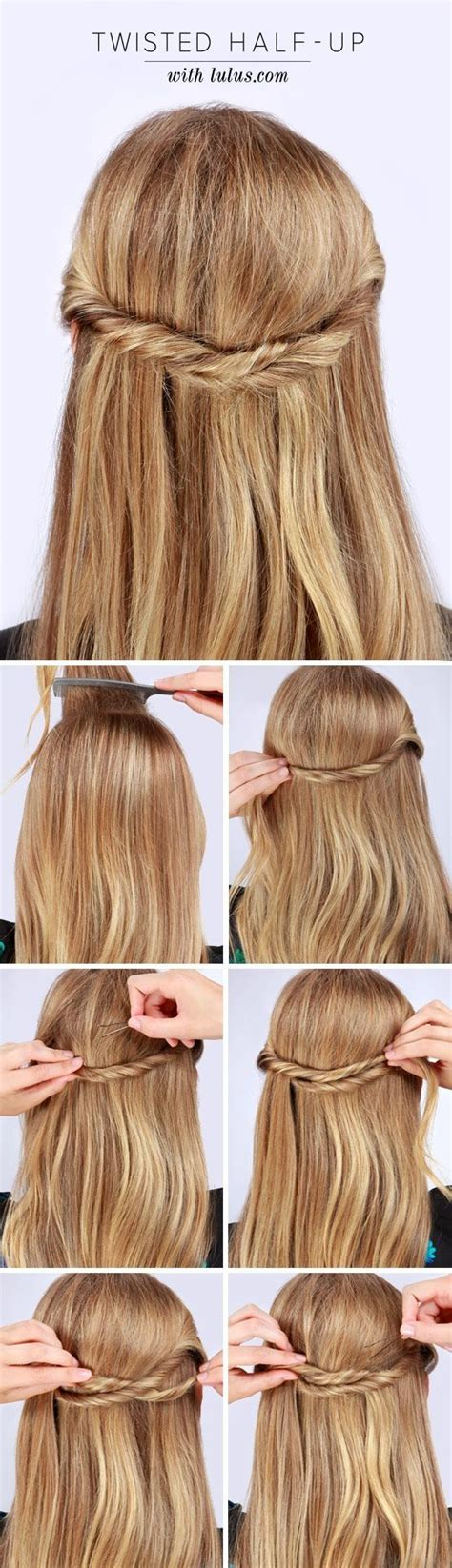 down hairstyles for everyday 17 best images about cute easy hairstyles on pinterest