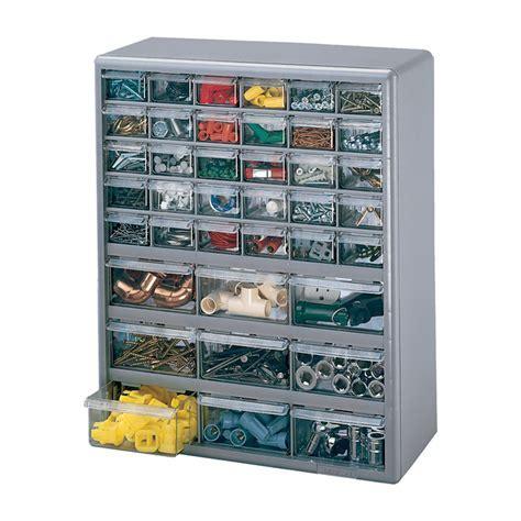 Stack On Multi Drawer Storage Cabinet ? 39 Drawer, 14 7