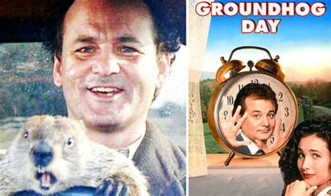 groundhog day loop groundhog day you won t believe how bill murray