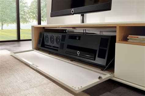 Teal Livingroom Scopia Tv Cabinet By H 252 Lsta Werke H 252 Ls