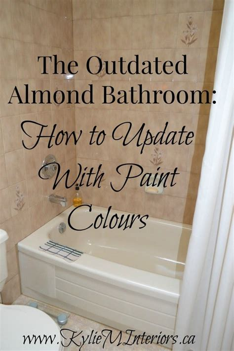 the best paint colours for an almond bone bathroom toilets sinks and benjamin paint