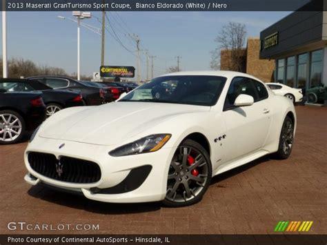 Maserati Granturismo White by Maserati Granturismo Sport White Www Imgkid The