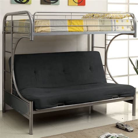 loft futon beds couch bunk bed with amazing functions that you can use