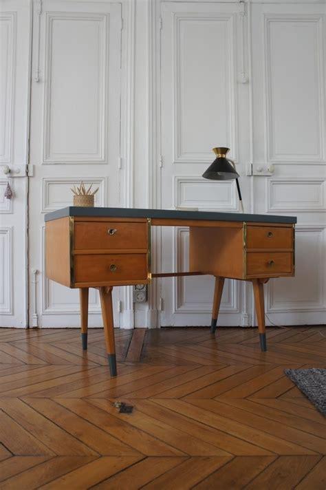 bureau enfant retro cool bureau en bois style rtro ulysse