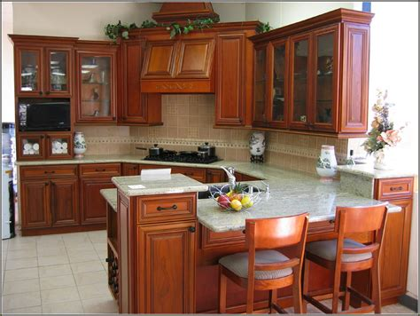 wooden kitchen cabinets wholesale natural cherry wood kitchen cabinets home design ideas