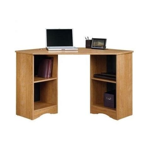 Student Corner Desk Laptop Corner Desk Traditional Space Saver Student Room Workstation
