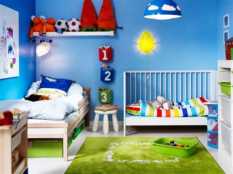 Boy Toddler Bedroom Ideas 33 Wonderful Shared Room Ideas Digsdigs