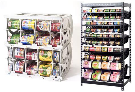 Shelf Reliance Cansolidator shelf reliance
