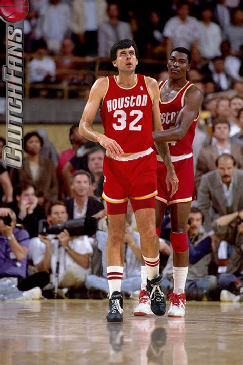 houston rockets clutch fans would you feel differently if mchale had been a rocket