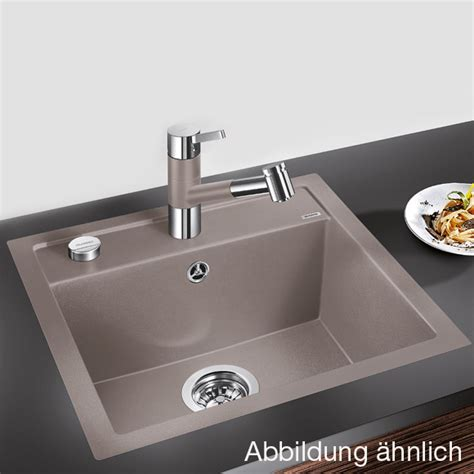 blanco dalago 5 f sink w 50 5 d 50 cm flush mounted
