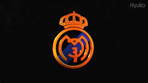Real Madrid Logo 3D   YouTube