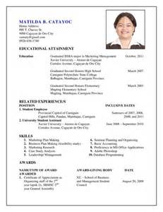 how to make my resume sles of resumes