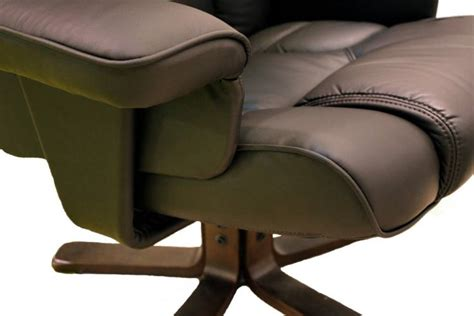 Julian Bowen Malmo Recliner And Footstool by Julian Bowen Malmo Fully Adjustable Swivel Recliner