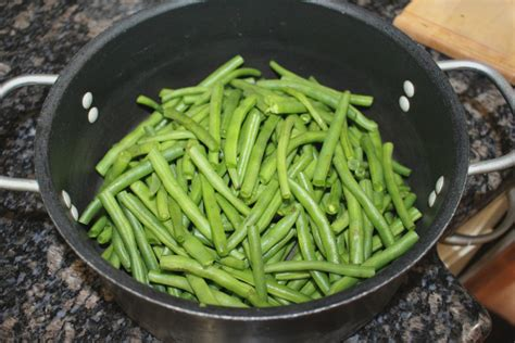 how to cook fresh green beans natural recipe