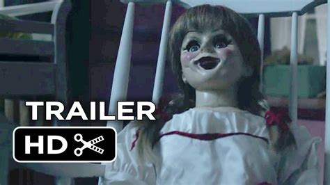annabelle doll trailer 2014 annabelle official teaser trailer 1 2014 horror
