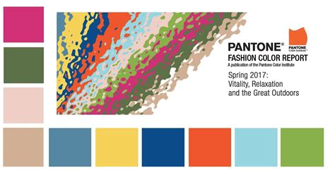 pantone color report 2017 top 10 fashion colors for spring 2017 by pantone