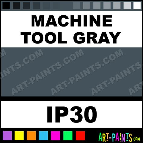 machine tool gray industrial metal and metallic paints ip30 machine tool gray paint machine