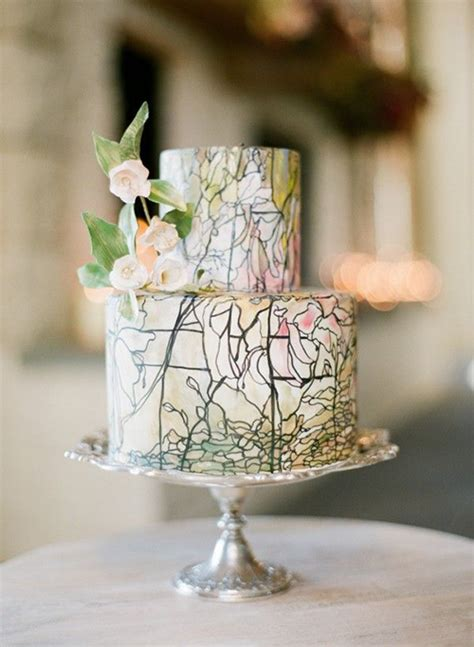 Wedding Cake Trends 2017   Arabia Weddings