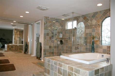bathroom remodeling flintstone marble granite