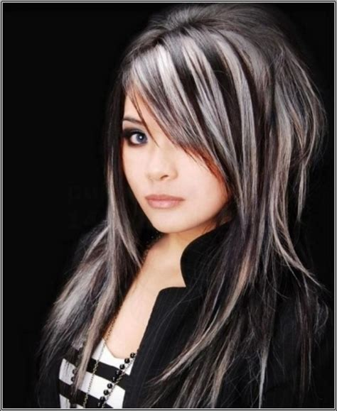 dark hair on top of blond hair color blonde and black www pixshark com images