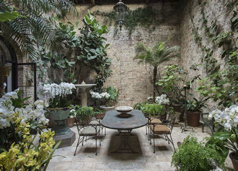indoor garden among the orchids designer uniacke at home in