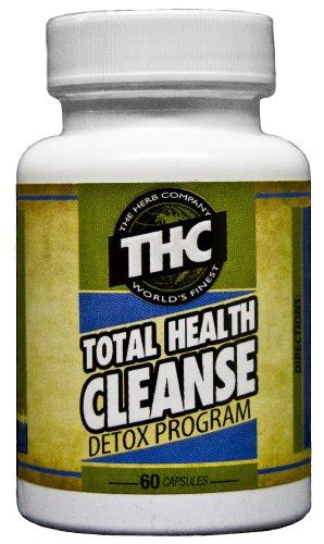 Healthy Detox Reviews by Total Health Cleanse Thc Detox Capsules Buy