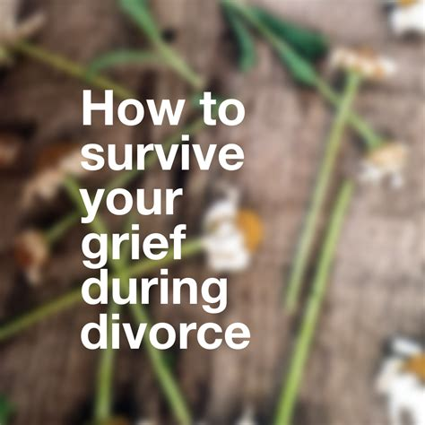 how to survive divorce without jumping a bridge books how to survive your grief during divorce the happy